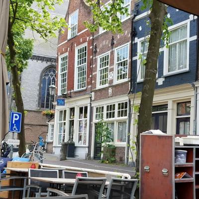 Cafe de V Delft