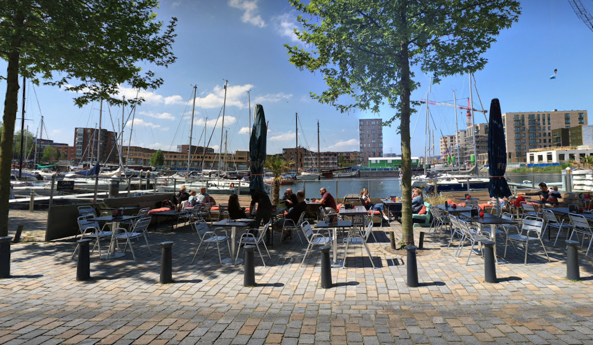 Caña Ijburg Amsterdam
