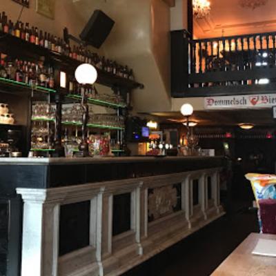 Grand Cafe Moenen Nijmegen