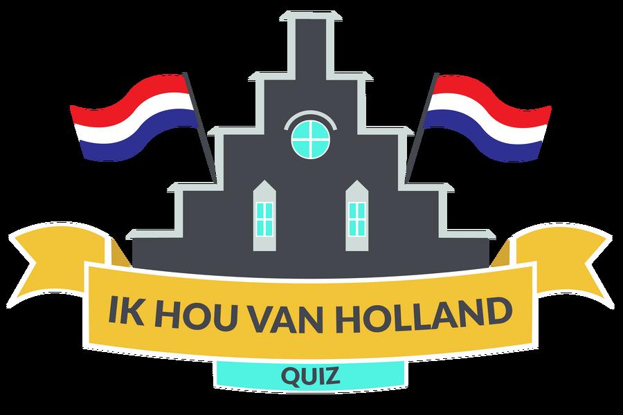 Ik hou van Holland Quiz Logo