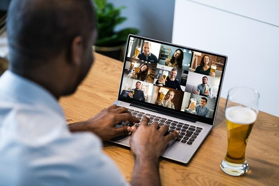 Online pubquiz met vrienden