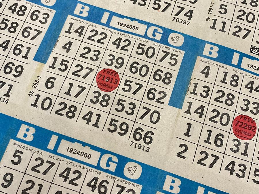 Bingo show 2021