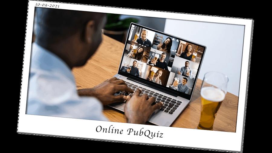 Online Pub Quiz Hero Image