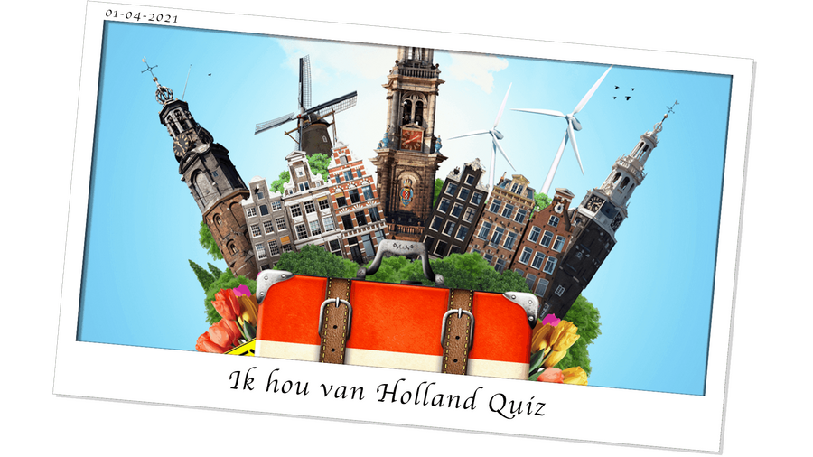 Ik hou van Holland Quiz Hero image