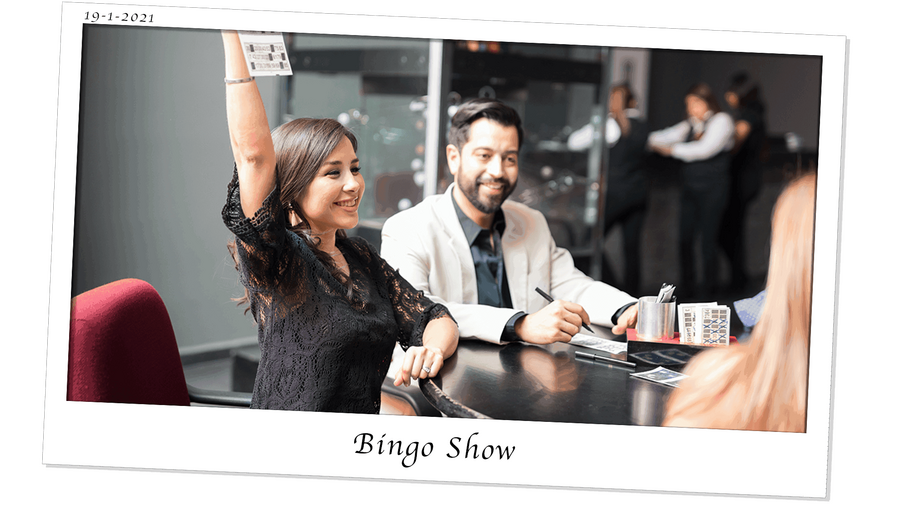Bingo Show Hero image