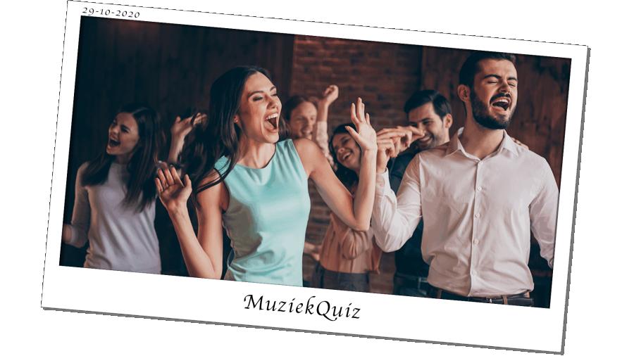 Muziek Quiz Hero image