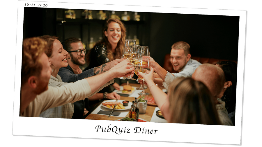 Pub Quiz Diner Hero image