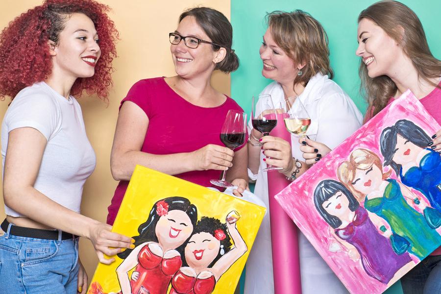 Dikke Dames Groep V2