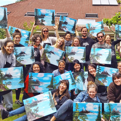 Happy Painting Workshop