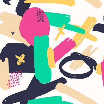Funky Pattern2 07