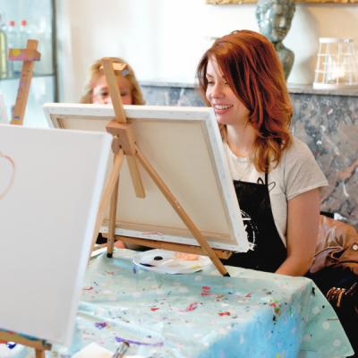 Workshop schilderen workshop 927319600ce9ac5811c2ee6f5f8c0255