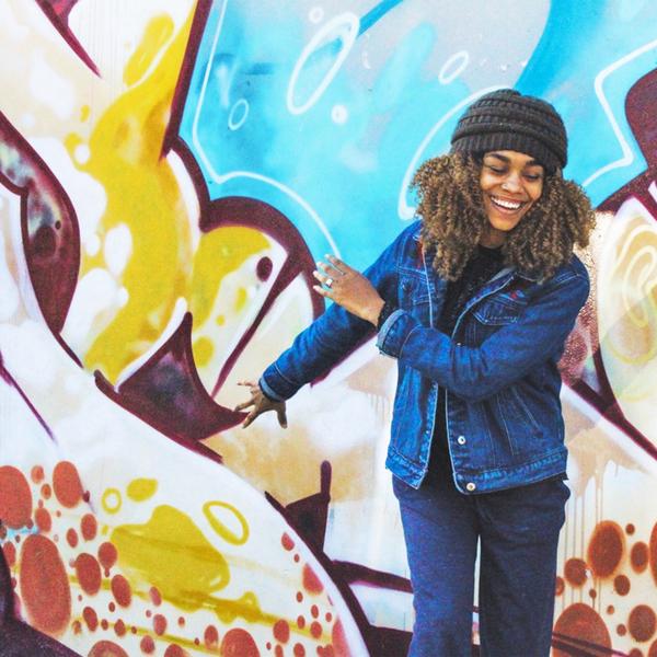 Graffiti muur Utrecht