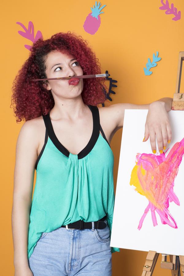 Workshop schilderen den haag 3