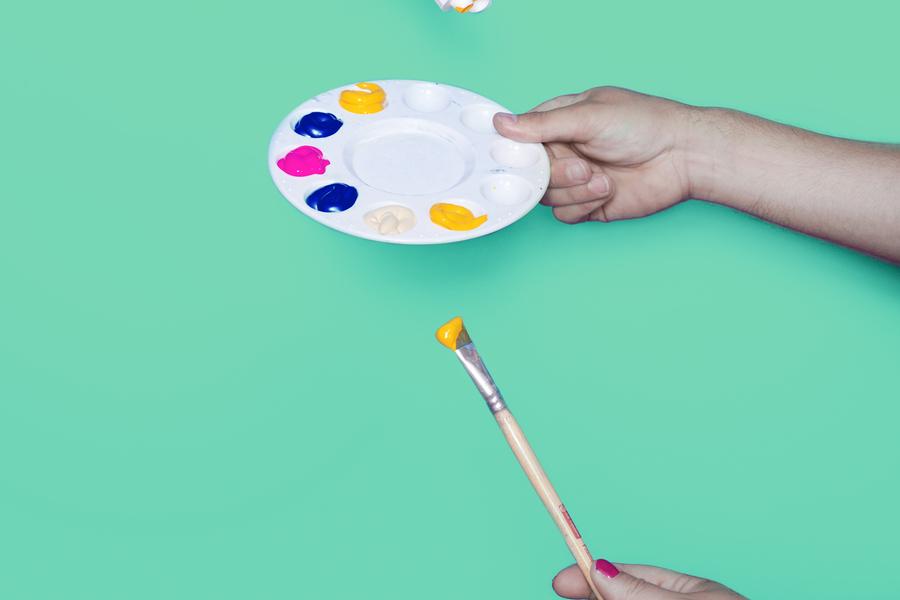 Workshop schilderen den haag 8