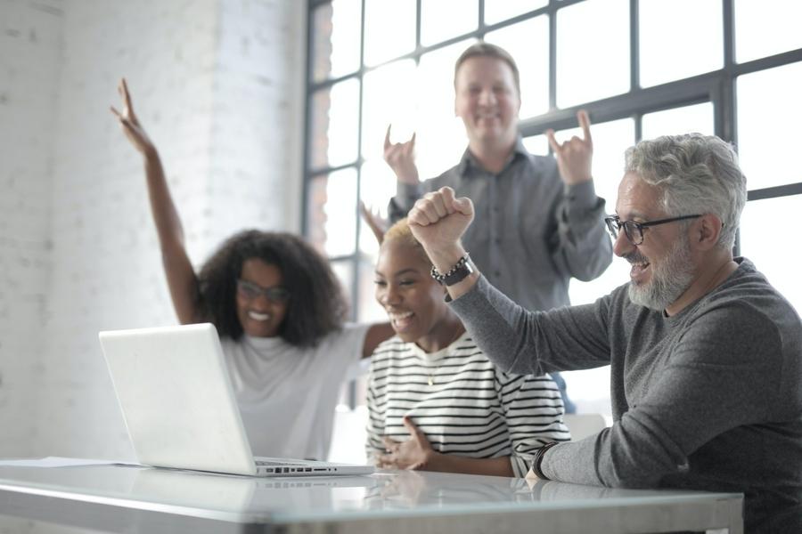 Online teambuilding