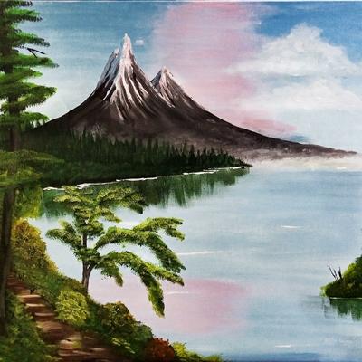 Happy Painting Bergen