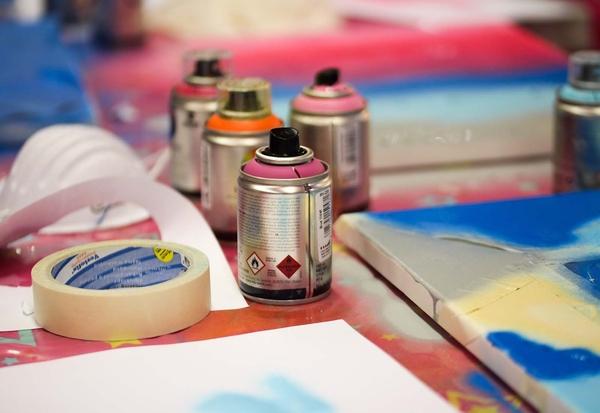Graffiti verf