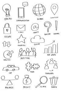 Creative notes sketches