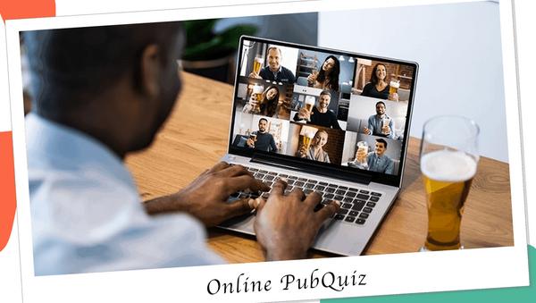 Online Pub Quiz Feature image