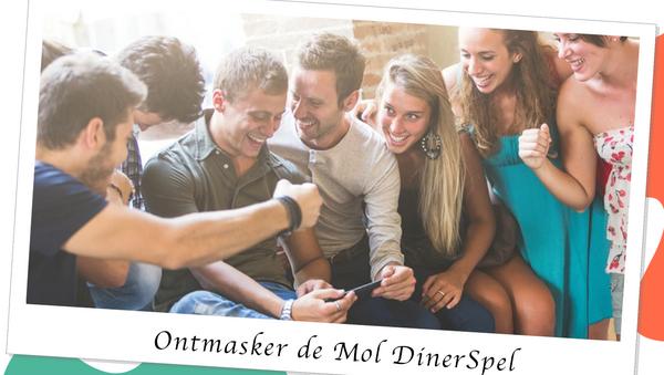 Ontmasker de Mol Diner Spel Feature image