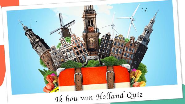 Ik hou van Holland Quiz Feature image