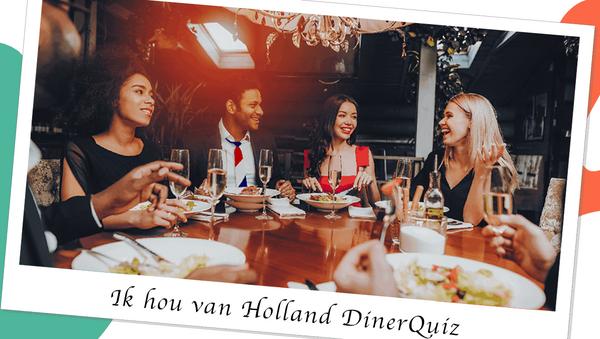 Ik hou van Holland Diner Quiz Feature image