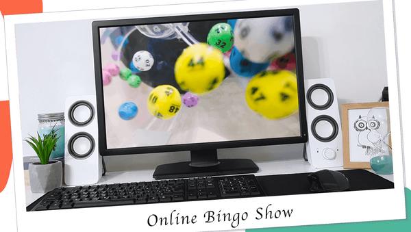 Online Bingo Show Feature image