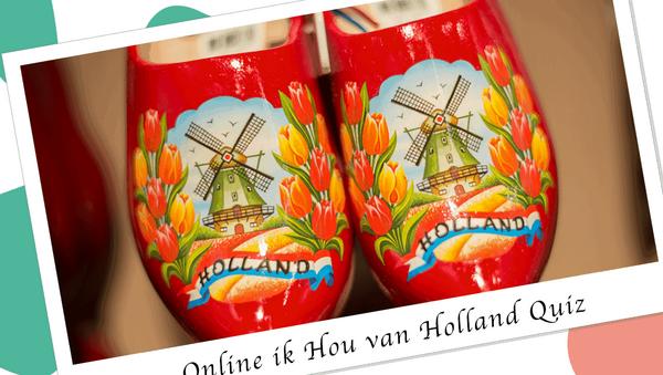 Online Ik hou van Holland Quiz Feature image