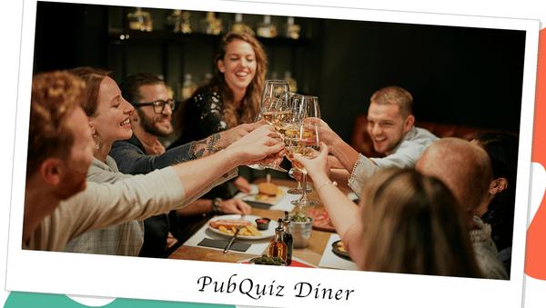 Pub Quiz Diner Feature image