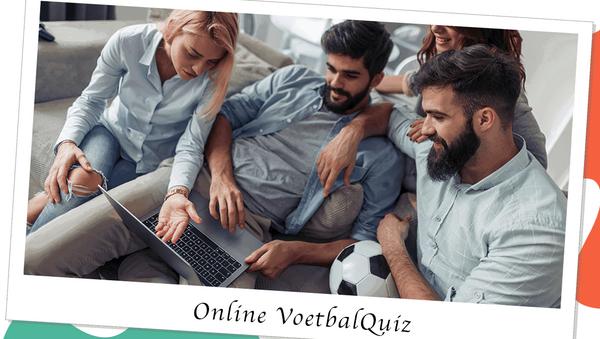 Online Voetbal Quiz Feature image