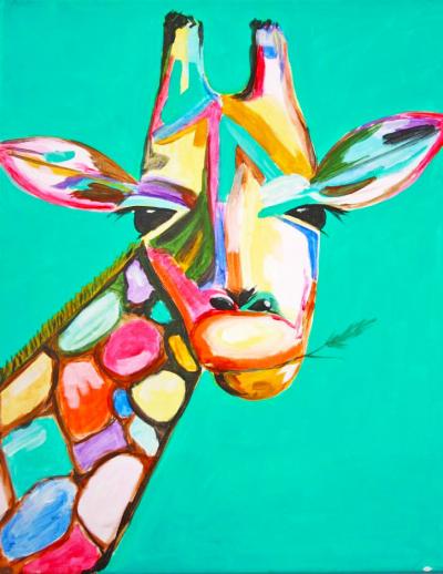 Maffe Giraffe Basis 1