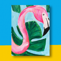 Flamingo kids