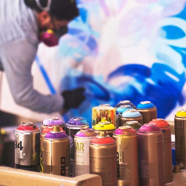 Artpub Graffiti Workshop Klein