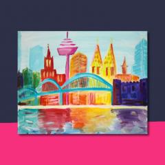 Köln Skyline Catalog Picture