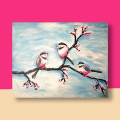 Wintervogeltjes