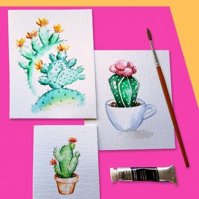 Compilatie Cactus Output Klein
