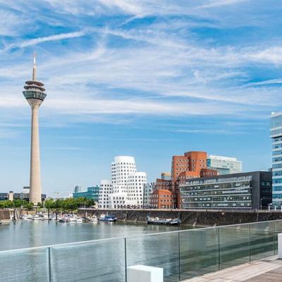 Düsseldorf Skyline