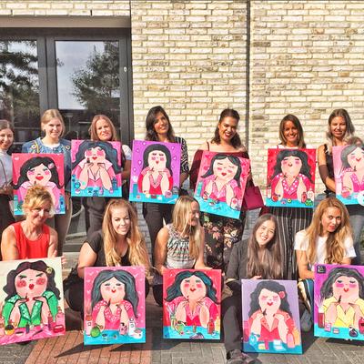 Recensie Dikke Dames Workshop