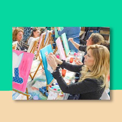 Workshops schilderen utrecht