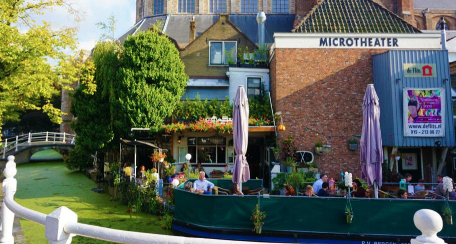 Eetcafe De Ruif Delft