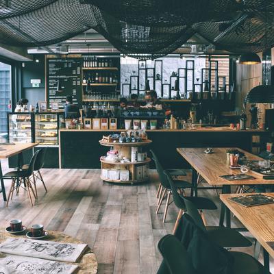 Nader Te Bepalen Cafe