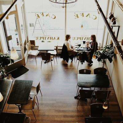 Nader Te Bepalen Cafe 5