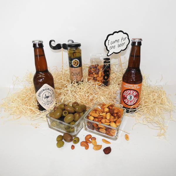 Borrelpakket speciaal bier