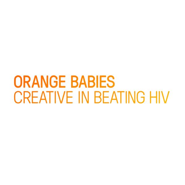 Orange Babies Logo Rechthoek