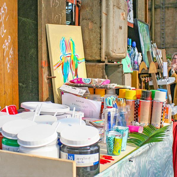 Workshop Schilderen 100 Schilderijen