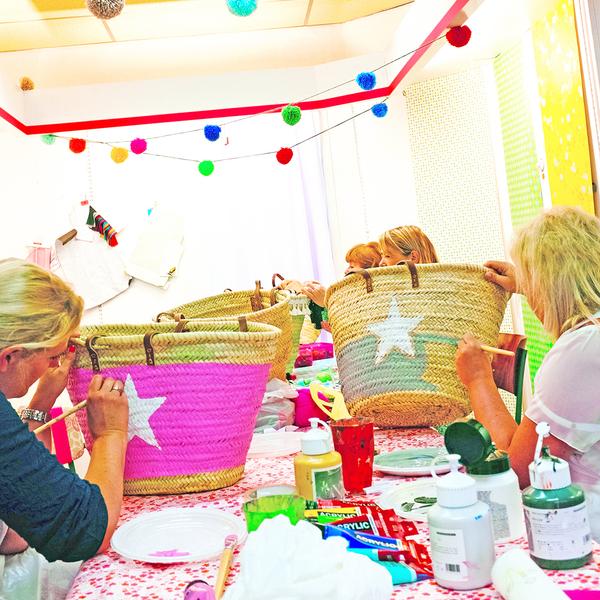 Workshop ibiza tas maken