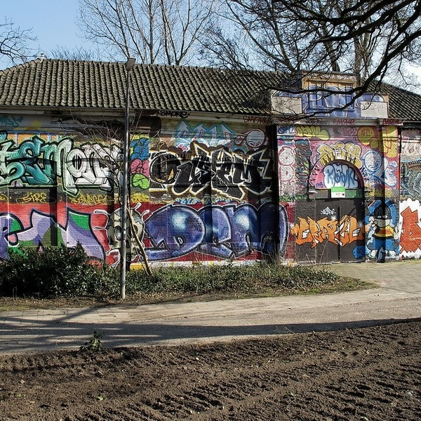 Graffiti workshops Alkmaar