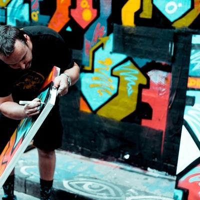 Workshop graffiti Utrecht