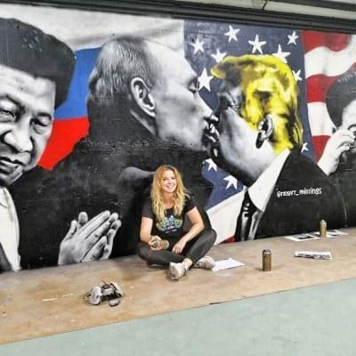 Graffiti workshop graffiti kunstenaar Utrecht