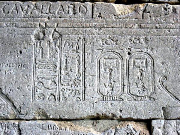 Graffiti oud